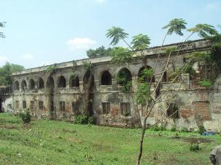 Benteng Pendem (VAN DE BOSCH) Ngawi