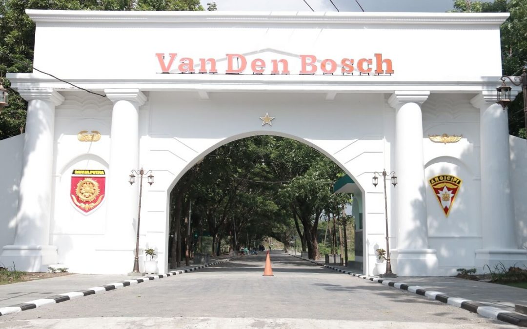 Benteng Pendem (Van Den Bosch) Ngawi