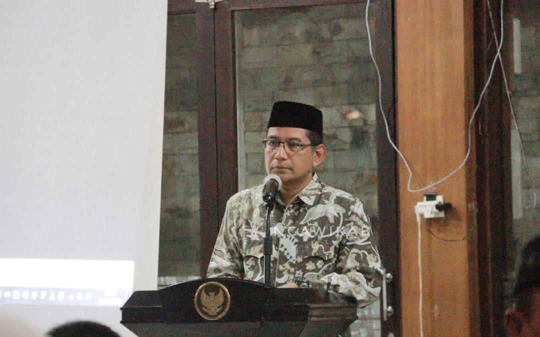 Pemkab Ngawi, Gelar Deklarasi Damai Pemilu 2019