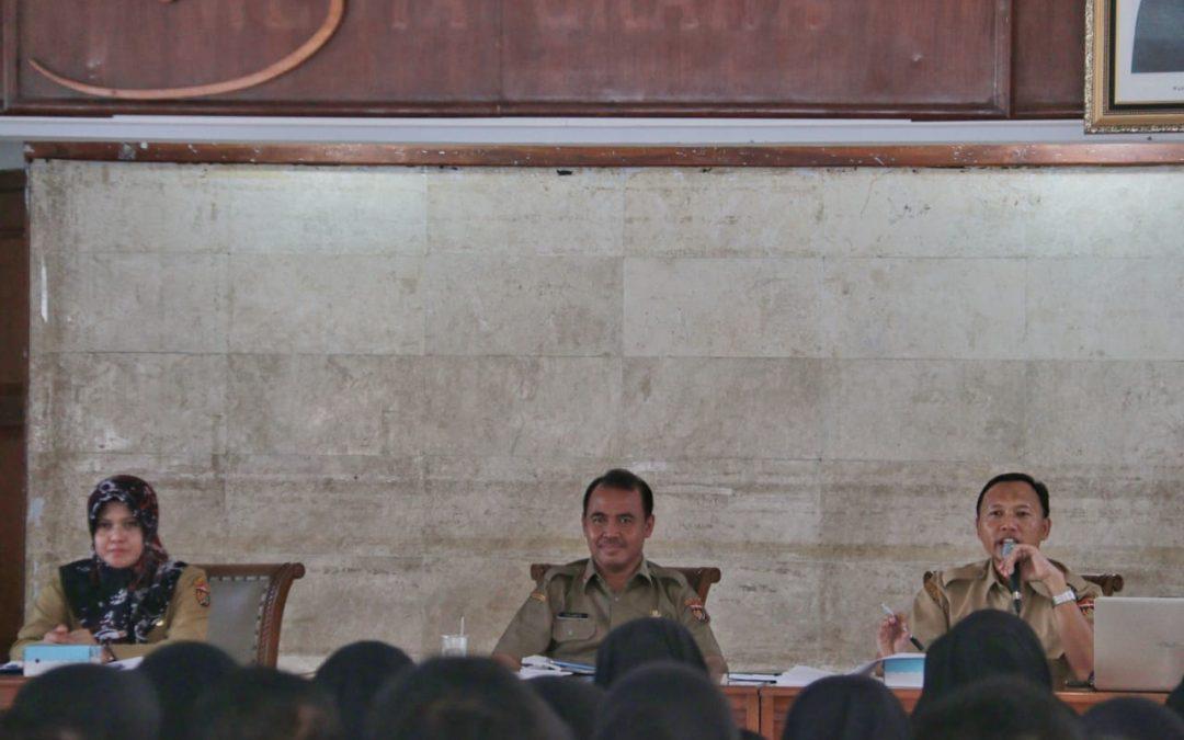 BKPP Ngawi Berikan Pembekalan 404 CPNS