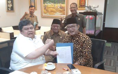 """Pemkab Ngawi Konsultasi Terkait SAKIP ke Kemenpan RB """"Bupati Targetkan Tahun ini, SAKIP dengan Predikat A"""""""