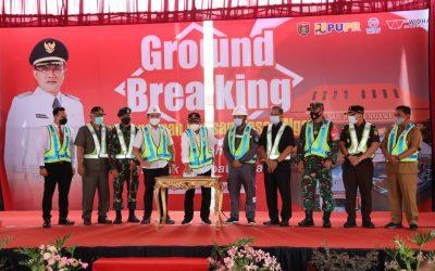 Ground Breaking Pasar Besar Ngawi, Adopsi Konsep BGH