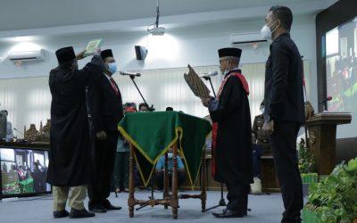Heru Kusnindar, Resmi Dilantik PAW Ketua DPRD Kab. Ngawi