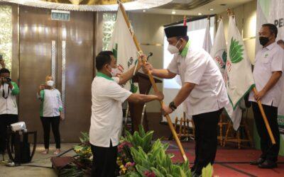 Bupati Ngawi Dilantik Sebagai Ketua DPD HKTI Jatim, Ingin Wujudkan Pertanian Mandiri dan Ramah Lingkungan