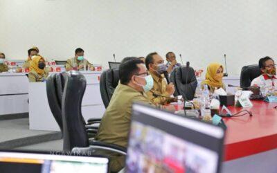 Kab. Ngawi Masuk Verifikasi Kabupaten Kota Sehat Nasional, Bupati Ngawi Minta Kedepan Ditingkatkan Lagi